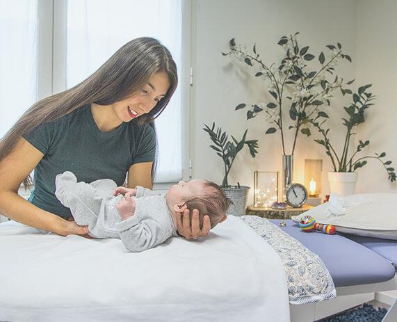 Margaux Vidal - Ostéopathe - Contact Photo horaires