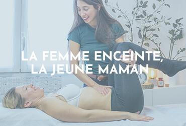 Margaux Vidal - Ostéopathe - Pour qui Menu Femme enceinte Jeune maman